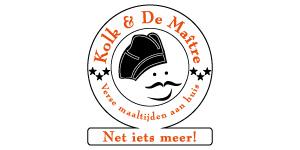 prescriptio marketing reclame media: Kolk & De Maître